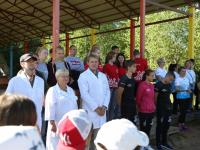 Новгородский центр медицинской профилактики побывал в детском загородном лагере